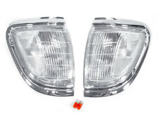 DEPO 1995 1996-1997 TOYOTA TACOMA 4WD ALL CLEAR FRONT CORNER LIGHTS LAMPS