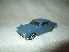 1971 Datsun Nissan Skyline 2000GTX blue  Paint 1/64 Scale loose matchbox