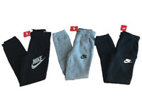 Nike Rally Sportswear Pants Sweatpants Joggers Loose Fit NWT Black 828603-010
