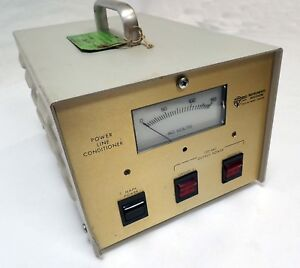 VISHAY 4000 PLC POWER CONDITIONER INPUT 90-280 VAC OUTPUT 120VAC @ 10A TESTED