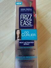 John Frieda Frizz Ease GO CURLIER 48 Hour Curls Heat-Activated Hair Spray 100ml
