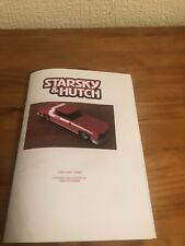 Starsky & Hutch custom built lego Ford Gran Torino.........INSTRUCTIONS ONLY