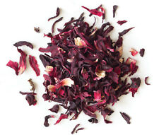 Premium Organic Dried Hibiscus Flower 1 Pound FAST FREE SHIPPING.!