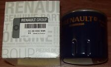 GENUINE NEW RENAULT OIL FILTER - 152089599R