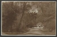 Postcard Ringwood New Forest Hampshire view of The Lodge at Somerley RP Judges