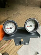 Smart Roadster 452 Boost Temperature Gauge White