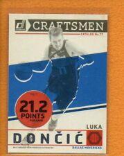 Luka Doncic 2019-20 Donruss Craftsmen #7