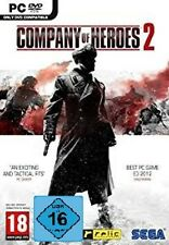 PC Company of Heroes 2 II DVD expédition Ordinateur Jeu NEUF
