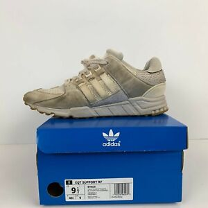 Adidas EQT Support RF Running Shoes Chalk White BY9616 Size 9.5