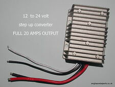 Step Up Transformer 12v a 24v FULL 20a Suit Eberspacher o Webasto. FREEPOST