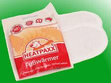 20 x Fußwärmer Thermopads Zehenwärmer Wärmekissen Sohlenwärmer Wärmepad HeatPaxx