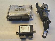 VW Sharan ECU Set 038906019PA Sharan 1.9 TDi Ignition Barrel Set 0281012932 2006