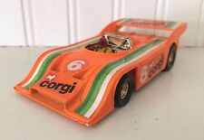 Vintage Corgi Toys racing Porsche Audi 917-19 Can Am-397- diecast toys