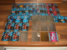 Impel 1992 set 120 Star Trek The Next Generation  + chase sets Trading Cards