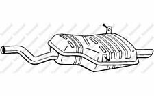 BOSAL Pot d'échappement 247-515 - Pièces Auto Mister Auto