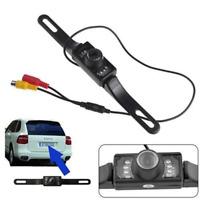 Waterproof 7 LED Car Backup Rear View Reverse Parking HD Camera NightLA