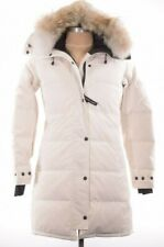 Canada Goose NWT Shelburne Parka Size Small In Early Light (White) $1,050
