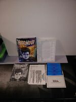 "Hard Nova PC Game 5.25"" disk Electronic Arts No map"