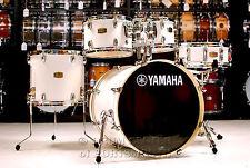 Yamaha Stage Custom Birch 5pc Shell Pack 20x17,10x7,12x8,14x13,14x5.5 Pure White