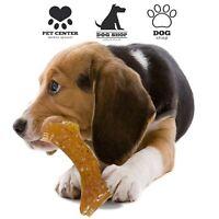 Nylabone Puppy Antler Alternative Chicken Flavored Dog Chew Toy, Wolf - NEW...