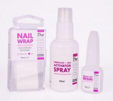The Edge Nail Silk Wrap Trial Kit.