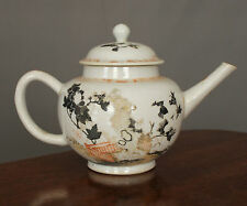 Nanking Chinese Shipwreck Cargo Rare Imari Globular Tea Pot c1750