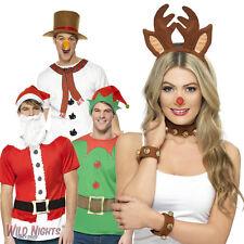 Christmas Fancy Dress # Instant Mens / Ladies Dress Up Kit