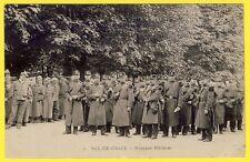 cpa PARIS HÔPITAL d'Instruction des ARMÉES du VAL de GRÂCE MUSIQUE MILITAIRE