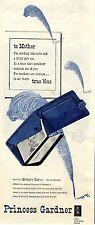 Princess Gardner * makers of the famos Registrar * US-ADVERTISING 1947