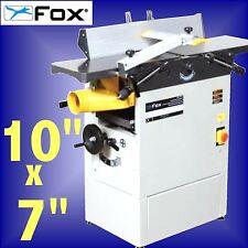 Fox 10 X 7 Planer Thicknesser 240v F22-568
