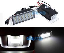 LICENSE PLATE LIGHT For Chevrolet Cruze 2009-2011 2013-2014 Camaro 2010-2013