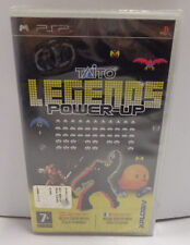 Console Game Gioco Sony Playstation PSP PAL EUR ITA TAITO LEGENDS POWER-UP New
