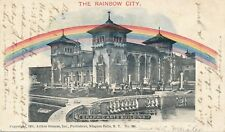 1901 Pan American Exposition The Rainbow City Graphic Arts Building PMC