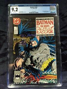 Batman 420  CGC  9.2 NM-  NEW CASE