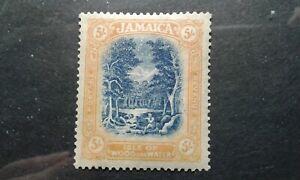 Jamaica #99a mint hinged e203 7251