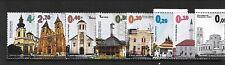 BOSNIA (MUSLIM ADM) Sc 715-22 NH issue of 2014 - CHURCHES
