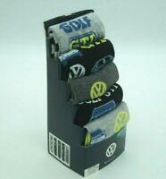 5 Paar VW Volkswagen Golf  GTI Socken Gr. 40 - 42 NEU & OVP