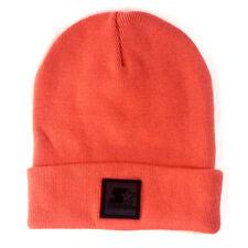 Démarreur NEUF pour hommes rose Backboard ombre tricot bonnet rouge