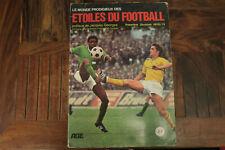 Album AGE étoiles du football première division 1970/71