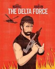The Delta Force (Blu-ray Disc, 2012) New Factory Sealed