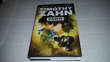 Pawn by Timothy Zahn (2017, Hardcover) SIGNED 1st/1st