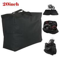 20inch Waterproof Folding Bike Transport bag Bike Travel Carry Bag Lightweight