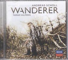 Andreas Scholl, Tamar Halperin - Wanderer CD A18