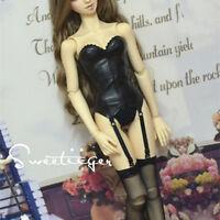 【Tii】3 sets Corset outfit BJD 1/3 1/4 under wear DD SD16 DDM Doll Clothes dress