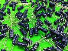 10 PCS 470uF/25V 10x12mm 5mm ls 85* Aluminum Electrolytic Capacitors