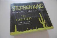 Nuevo Sellado Stephen King La Reguladores 8 CD Íntegro Audiolibro 9 Horas 30 Min