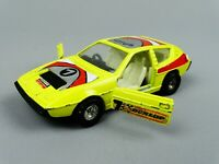 Vintage Corgi 315 Lotus Elite Yellow - Retro Model 1/36 collectable