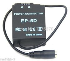 EP-5D EP5D DC Coupler EN-EL21 ENEL21 EN EL21 dummy battery fit for Nikon 1 V2