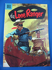 THE LONE RANGER 92 VF- 1956