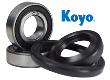 Honda XR400R Front Wheel Bearing and Seal Kit 1996-2004 KOYO Made In Japan